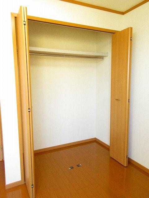 ルーナ・ピエーナ 02030号室の収納