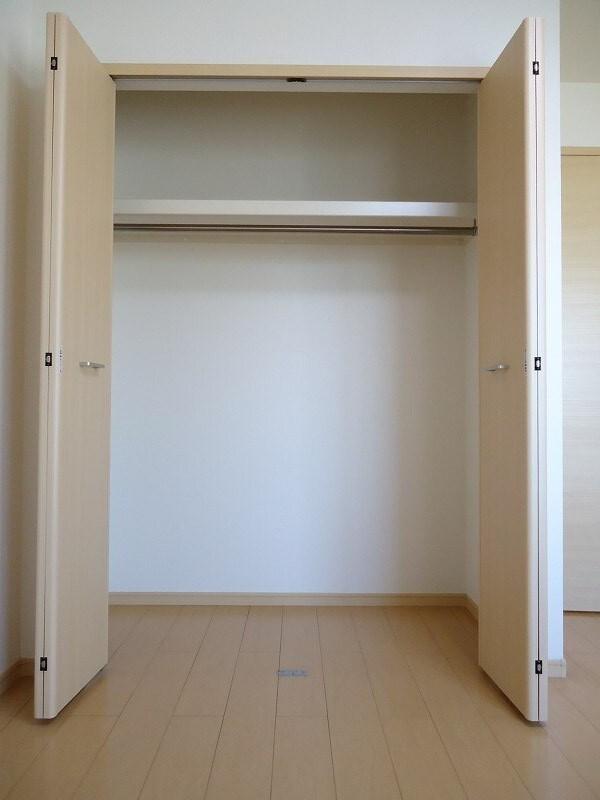 アイリス 02010号室の収納