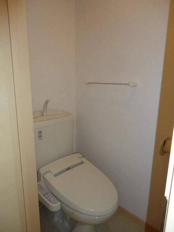 アイリス 02010号室のトイレ