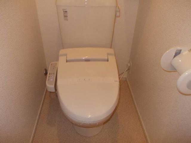 ブルージュ 02010号室の風呂