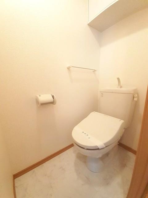 プチ グレーヌA 01010号室の洗面所