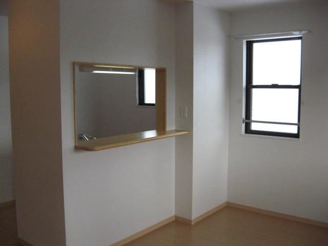 パークプレイスDEUX 02040号室のリビング