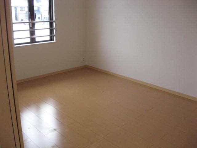 パークプレイスDEUX 02040号室のベッドルーム