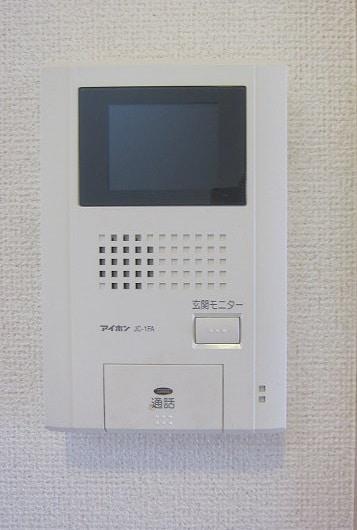 アミティエ東光 02020号室のセキュリティ