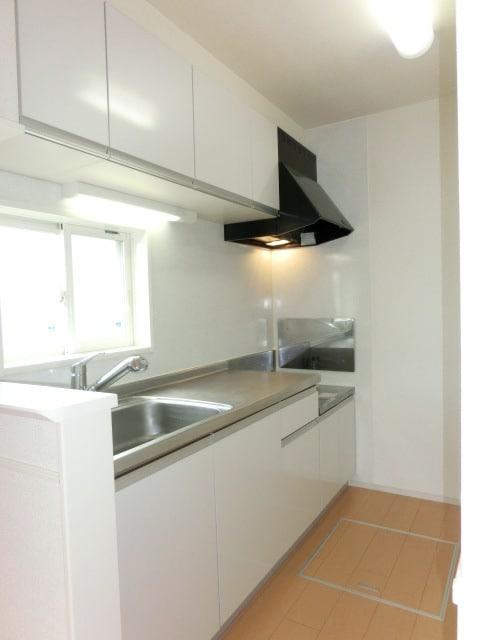 グランドステージ豊潤 01010号室のキッチン