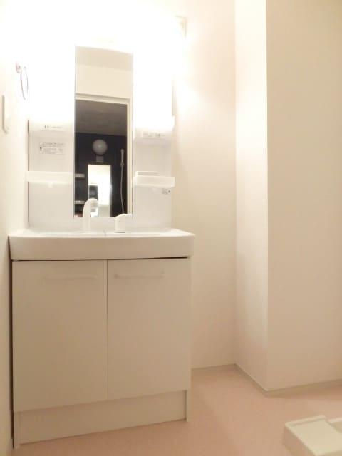 グランドステージ豊潤 01010号室の洗面所