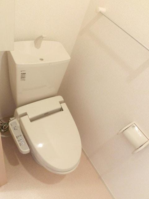 グランドステージ豊潤 01010号室のトイレ