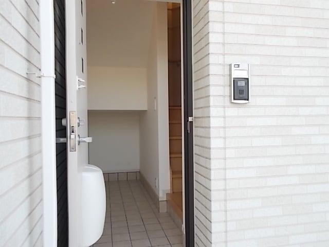 セレノカーサ 03010号室の玄関