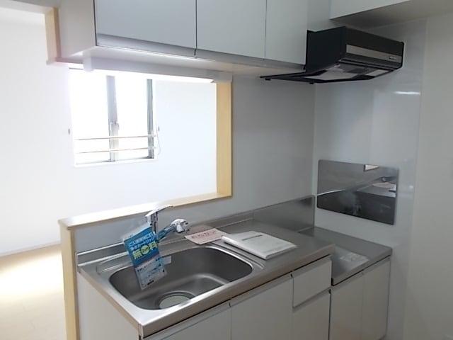 セレノカーサ 03010号室のキッチン
