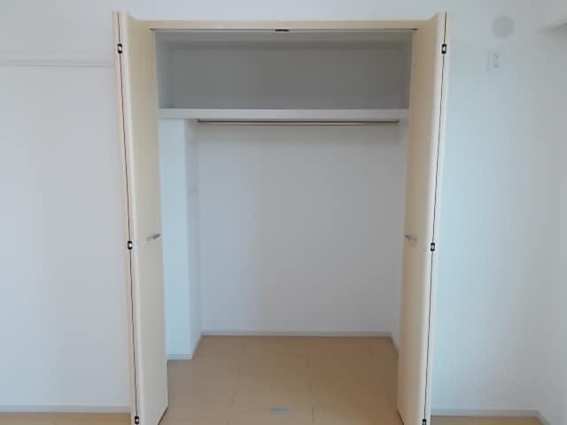 セレノカーサ 03010号室の収納