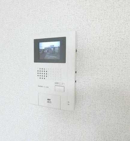 セレノカーサ 03010号室のセキュリティ