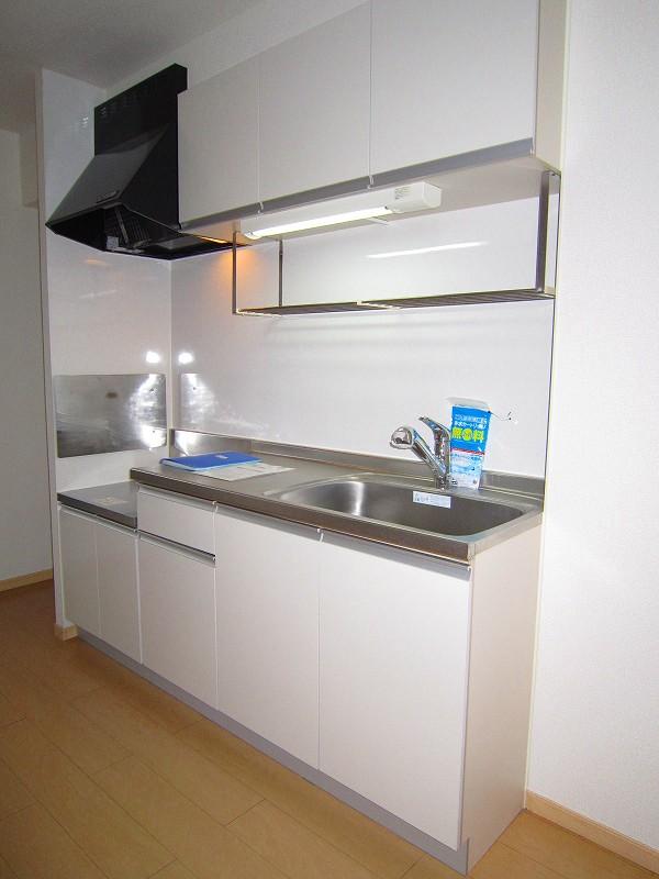 アプローズ 02010号室のキッチン