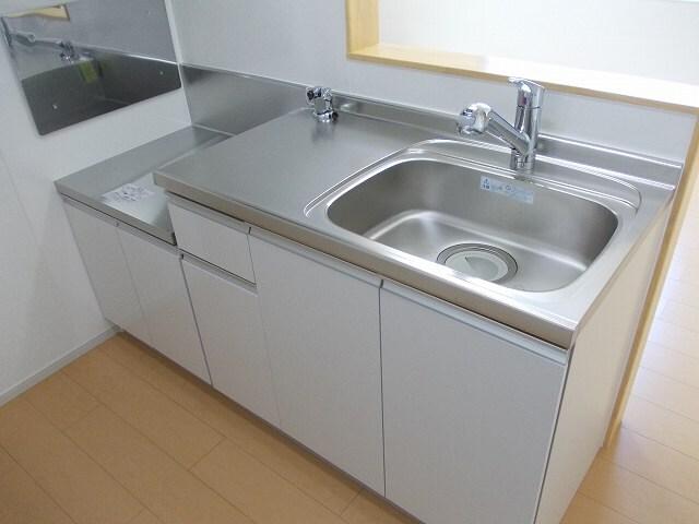 カーサ・クスノキ 02030号室のキッチン