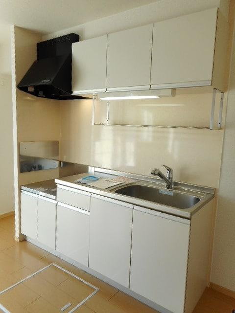 オネスト 01010号室のキッチン