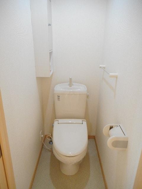 オネスト 01010号室のトイレ