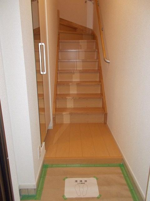 グリーンフォレストC 02010号室の風呂