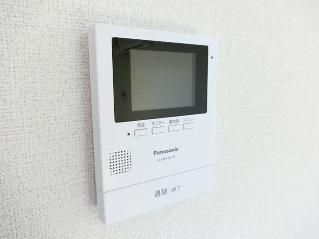 ラフレシールB 02010号室のセキュリティ