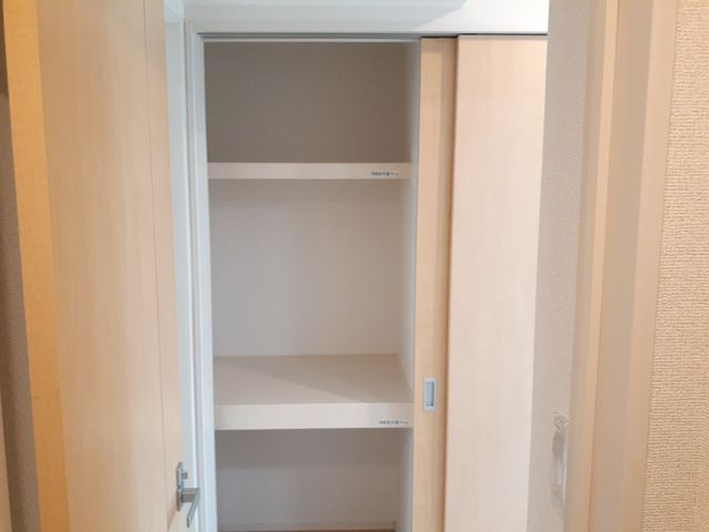 ラフレシールB 02010号室の収納