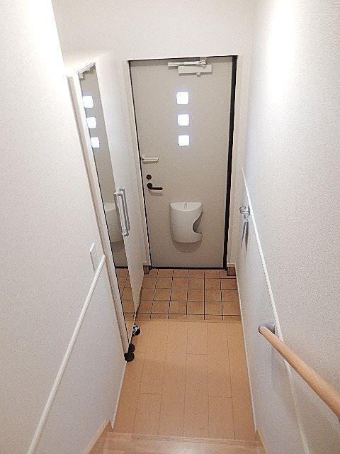 Porte Regalo Ⅳ 02020号室の玄関