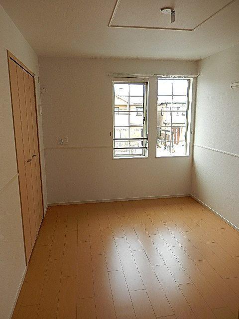 Porte Regalo Ⅳ 02020号室のベッドルーム
