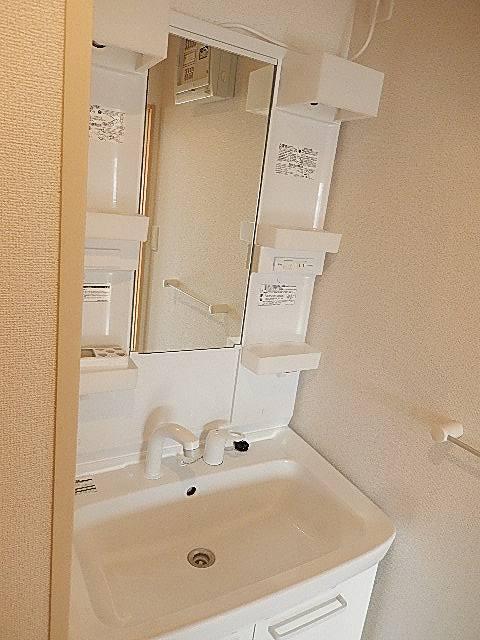 Porte Regalo Ⅳ 02020号室の洗面所