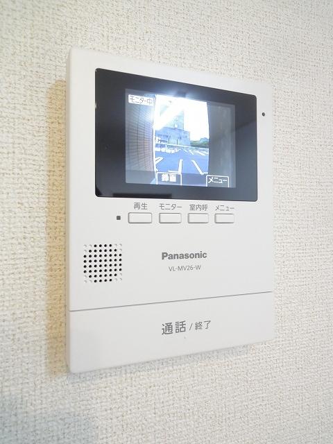 サザンクロス 01050号室のセキュリティ