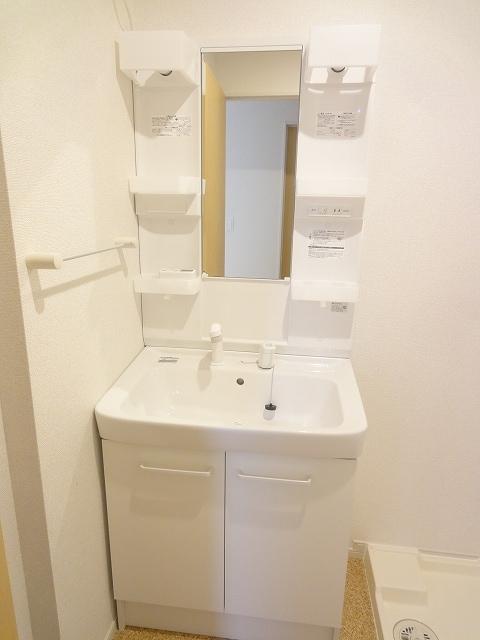 サザンクロス 01050号室の洗面所