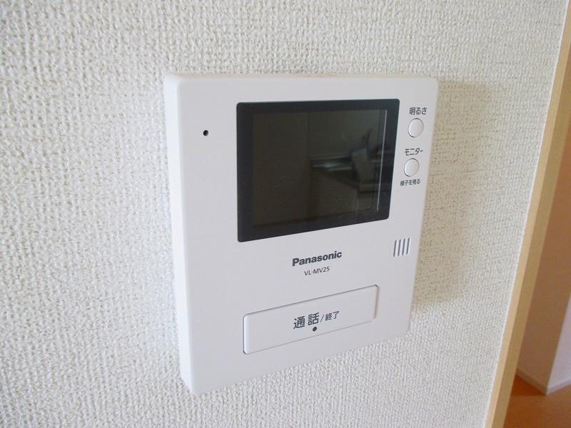 メゾン ラフレ 02030号室のセキュリティ