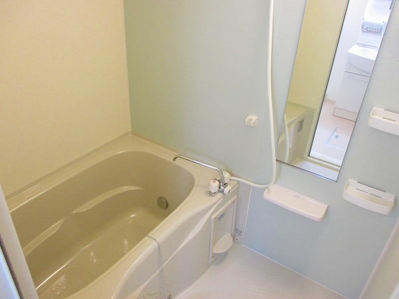 メゾン ラフレ 02030号室の風呂