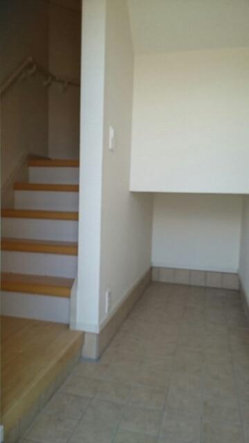 サンフェリーチェB 03020号室の玄関