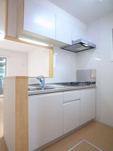 ボン・シャンス 01030号室のキッチン