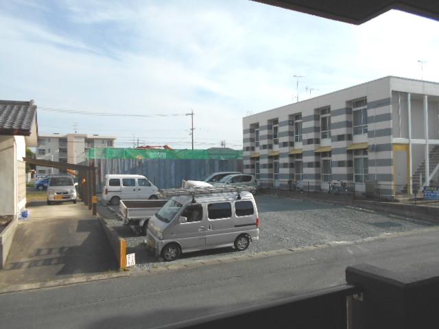 サンテラス植松 103号室の景色