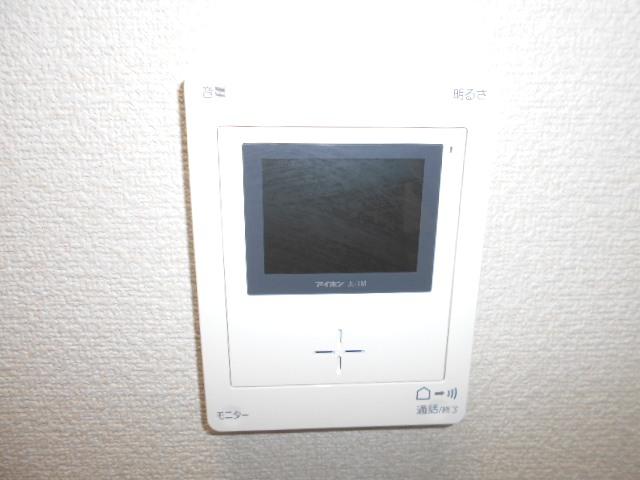 サンテラス植松 103号室のセキュリティ