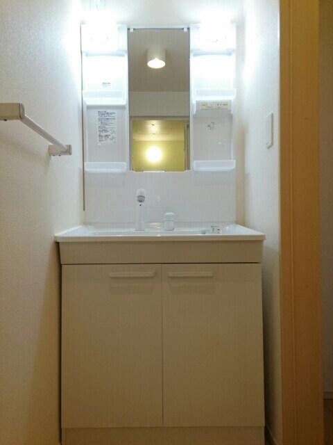 サン・ユウキ旭ヶ丘 02020号室の洗面所