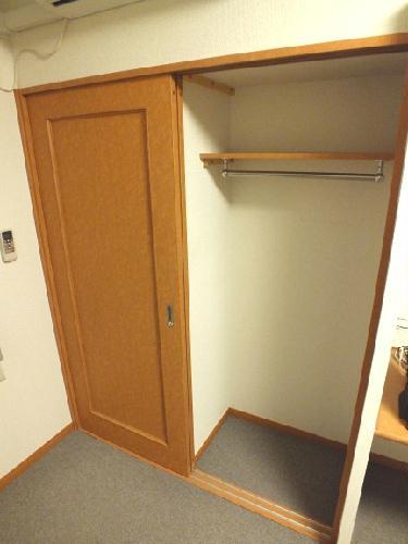 レオパレスクレールニトナ 206号室の収納