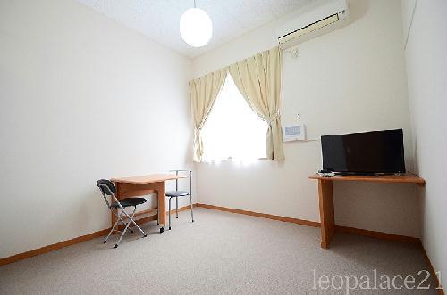 レオパレスパークコンフォール21 106号室の洗面所