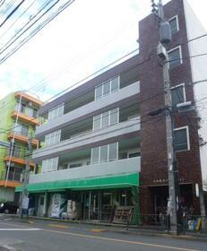 青木高井戸マンション外観写真