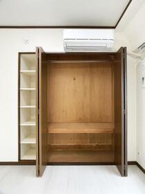 ダイナコート六本松2 802号室の収納