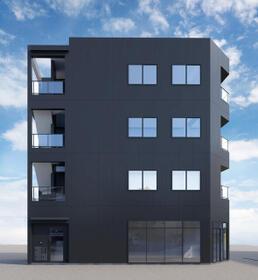 仮称 菊川二丁目新築マンションの外観