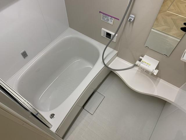 メゾン ド リーヴ 103号室の風呂