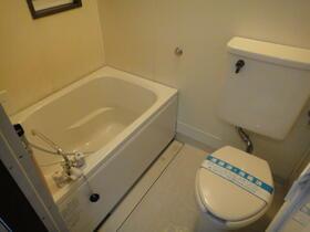 ホワイトメゾン 101号室のトイレ