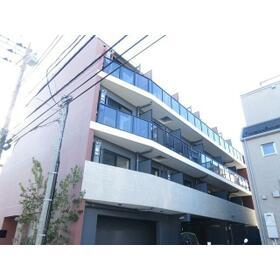 (仮称)プラチナスクエア東京六郷の外観