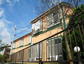 ハーミットクラブハウス二俣川の外観
