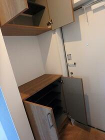 カルム(新築そっくりさん) 202号室のキッチン