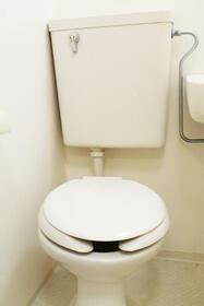 コーポラスKENのトイレ
