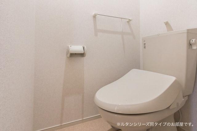 トムトック Ⅴ 01020号室のトイレ