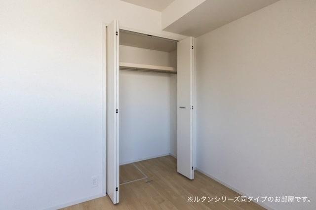トムトック Ⅴ 01020号室の収納