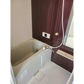 ヴィレッタ白楽 101号室の風呂
