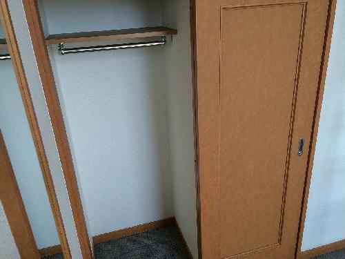 レオパレス昭徳 203号室の収納