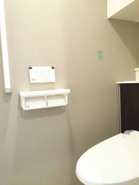 ロアシス 01020号室のトイレ